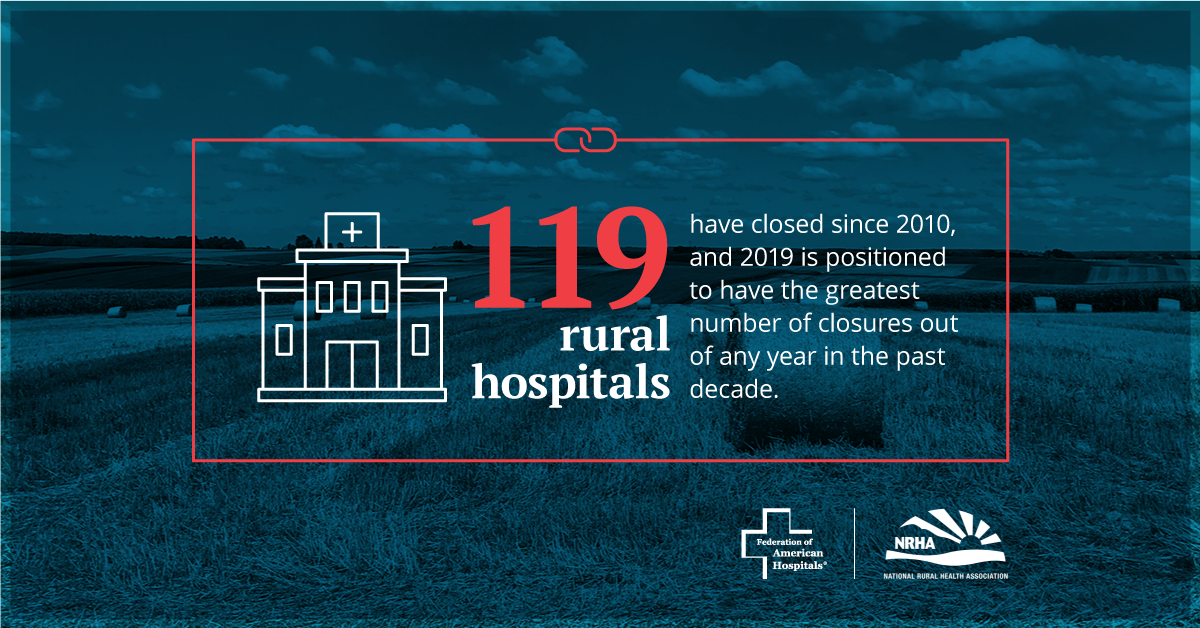 Health Care in Rural America Slide 5